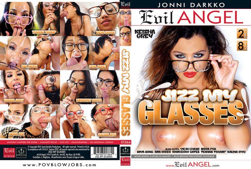 Jizz On My Glasses Porn DVD Image