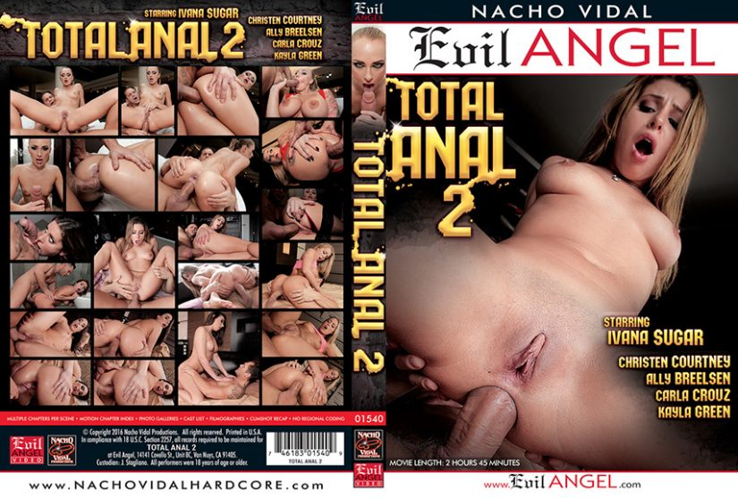 Total Anal 2 Porn DVD Image