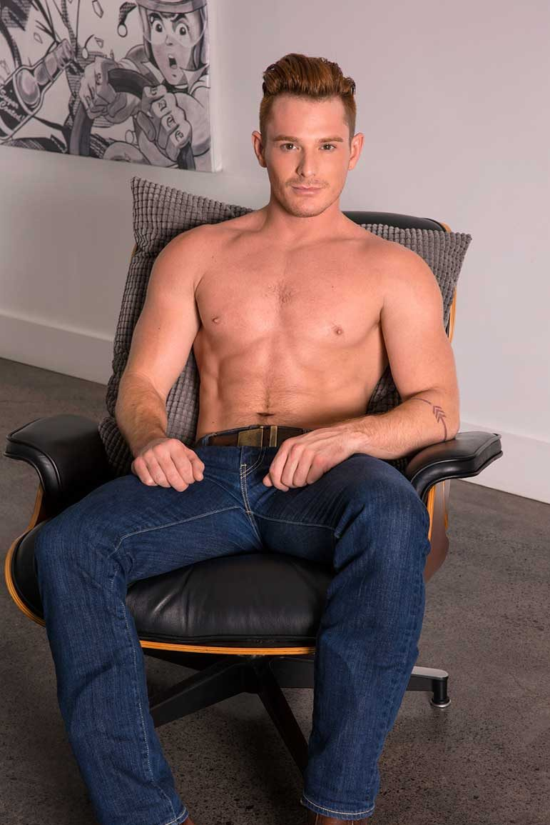 Brent Corrigan Porn Actor Photo
