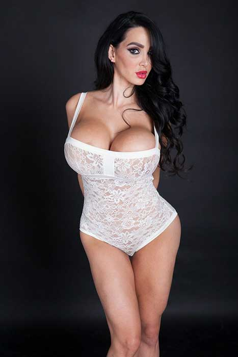 Amy Anderssen Porn Actress Photo