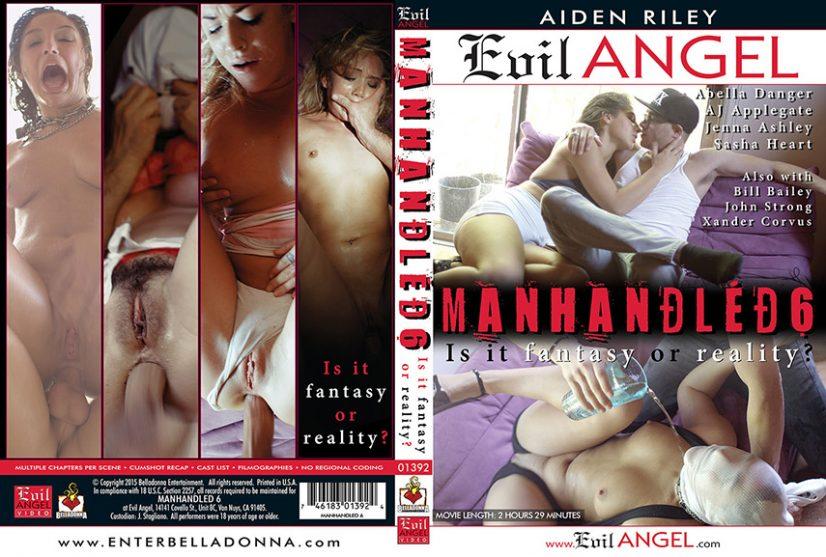 Manhandled #06 Porn DVD Image
