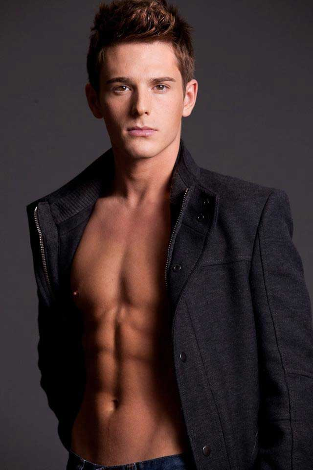 Brent Corrigan Topless Photo