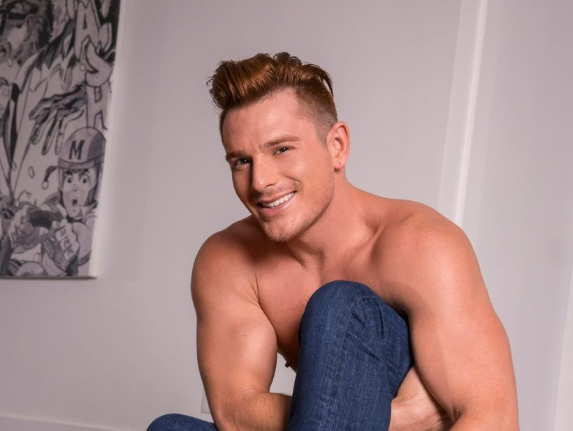 Brent Corrigan Gay Adult Movie Star Photo
