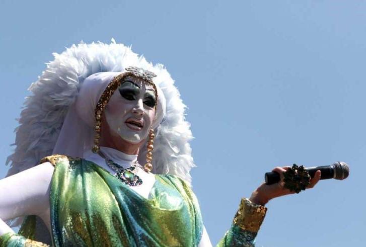 Sister Roma as Mary Magdalene Photo