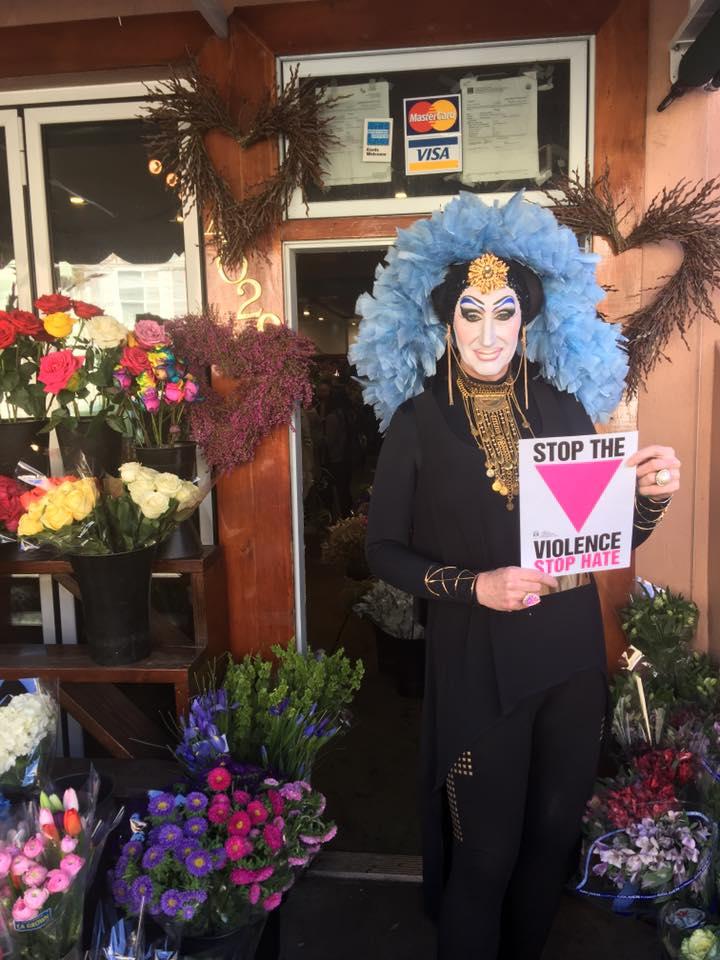 Sister Roma Social Activist Photo