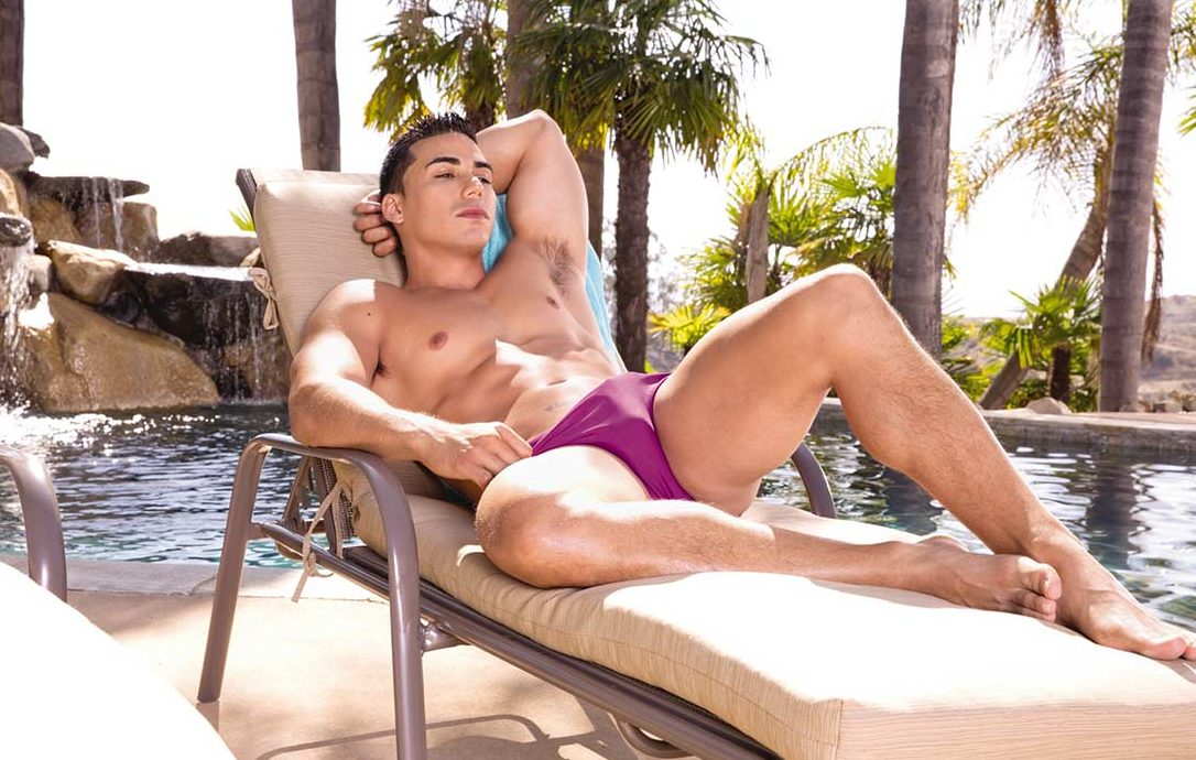 Topher DiMaggio Porn Actor Photo